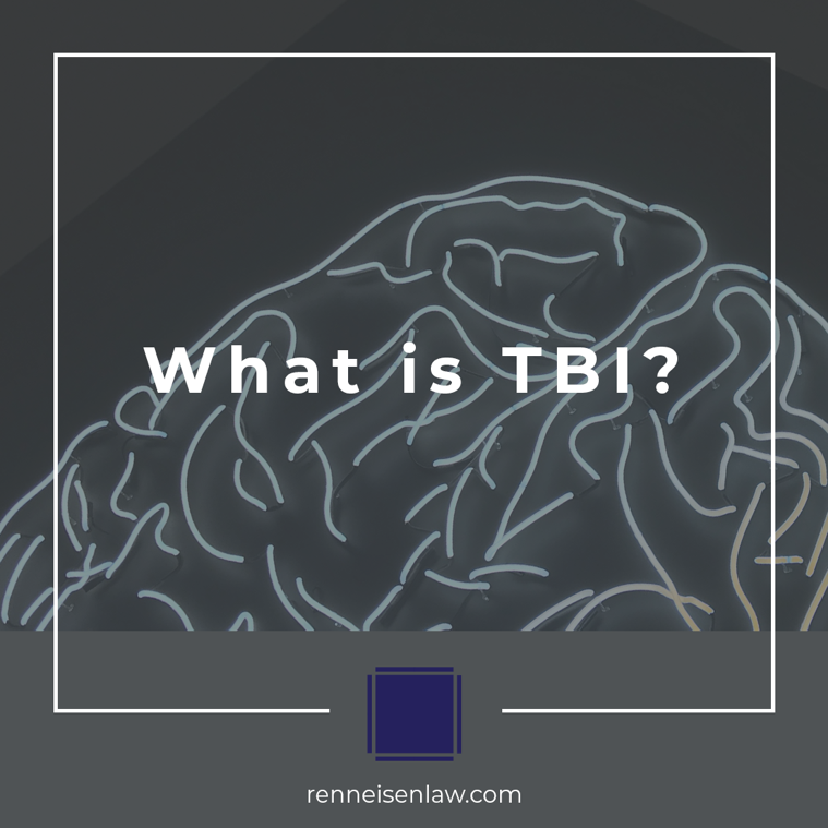 Read more about the article What is TBI?
