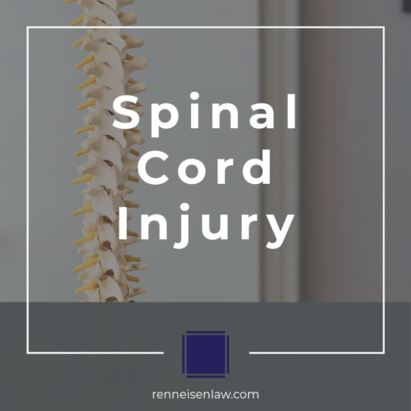 Read more about the article Spinal Cord Injury